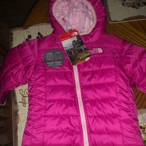 Toddler North Face Coat